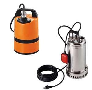 Pompe de chantier pour assainissement